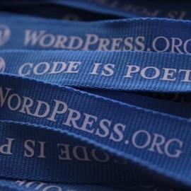 WordPress weboldal készítés I.
